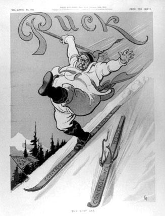 1910s cartoon