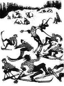 1920 cartoon