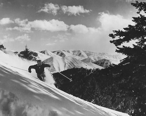 Plate 8, Otto Lang, Sun Valley, 1938 photo