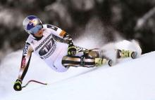 Vonn victorious at Garmisch.