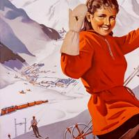 Andermatt, Switzerland Poster