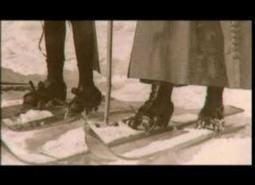 Embedded thumbnail for 19th century skiing in Colorado
