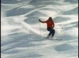 Embedded thumbnail for Early Freestyle skiing