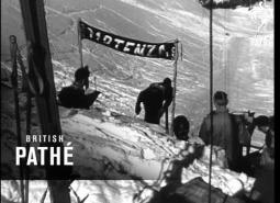 Embedded thumbnail for 1952 downhill at Sestriere, with Zeno Colo and Andrea Mead Lawrence